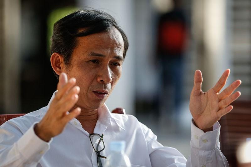 Yang Saing Koma (Siv Channa/The Cambodia Daily)