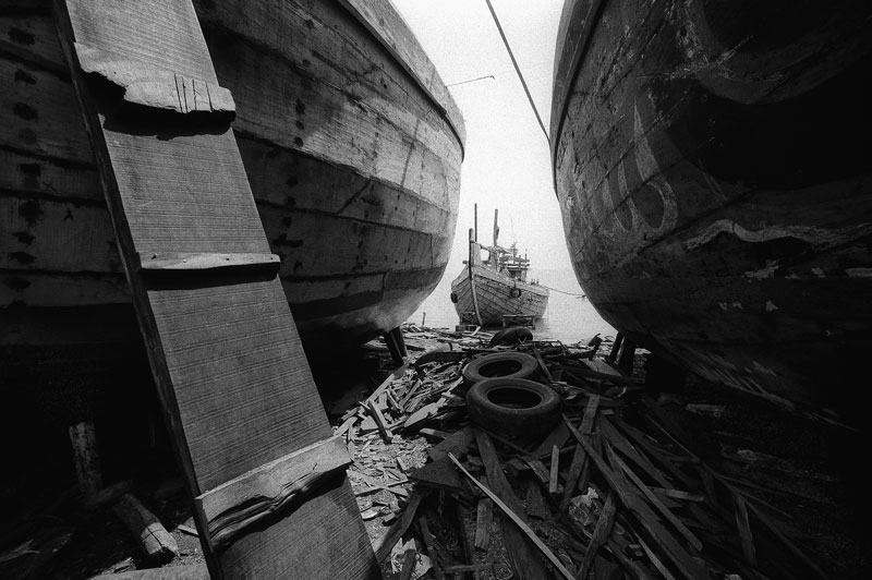 'Shipyard,' Indonesia (Beat Presser)