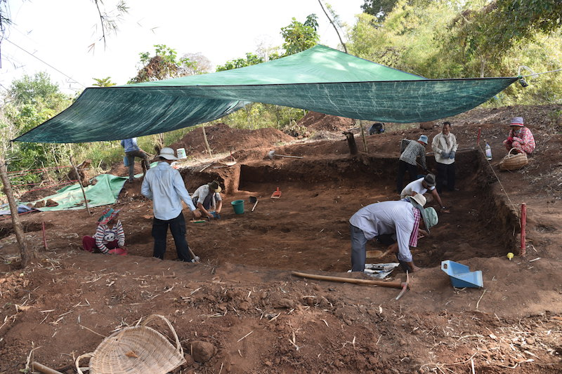 Dig Unearths Ancient Furnace in Hunt for Cambodia's Past - The Cambodia Daily
