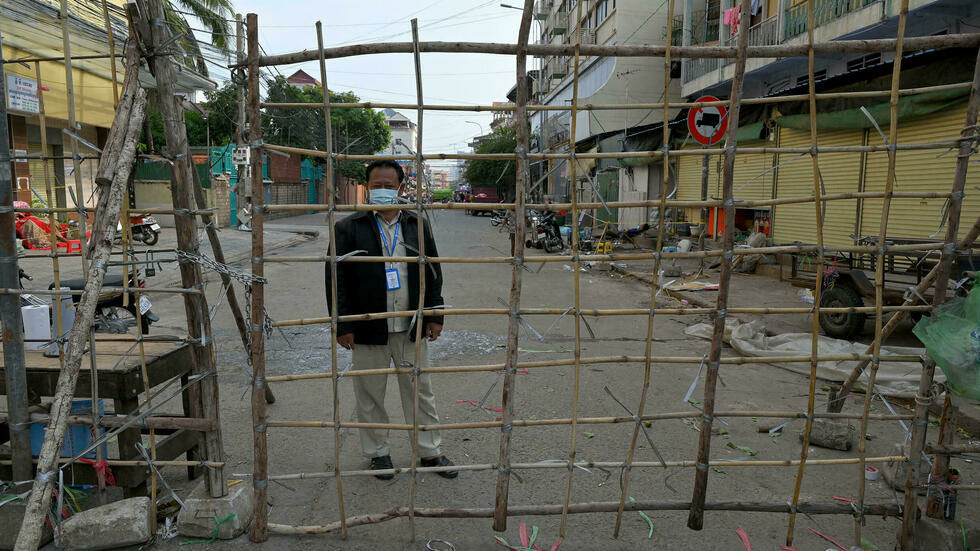Cambodia imposes virus curbs along Thailand border over Delta fears