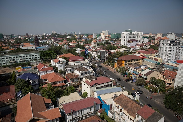 Lured by job promises to be enslaved in Cambodia