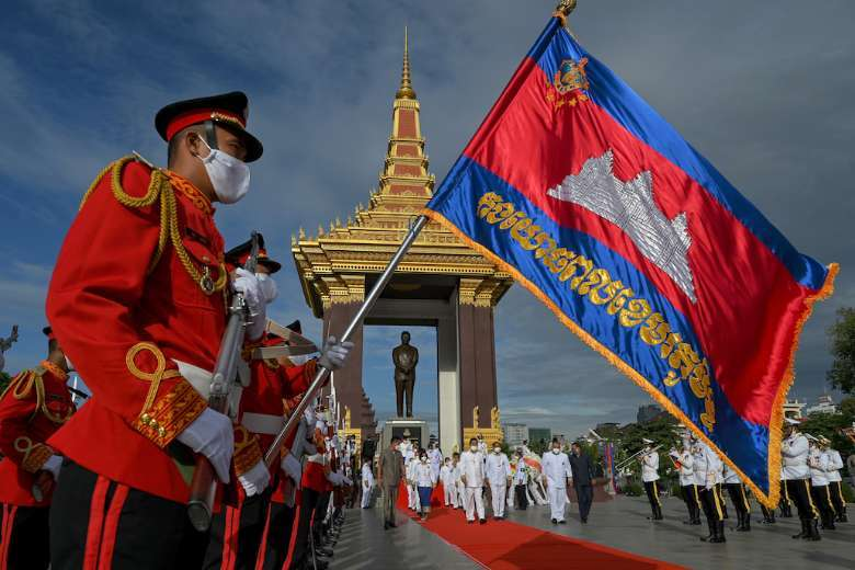 Cambodia begins opening up after reaching herd immunity
