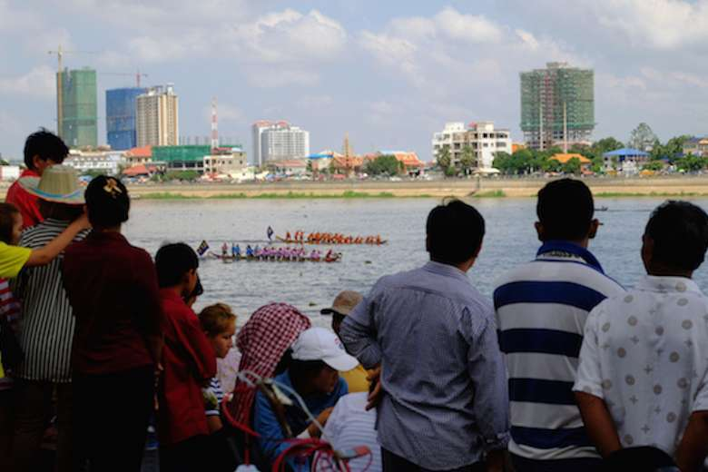 Cambodia cancels Water Festival due to pandemic