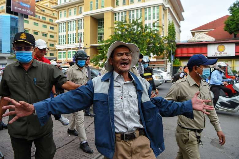 Cambodia rejects poor ranking in 'rule of law' index
