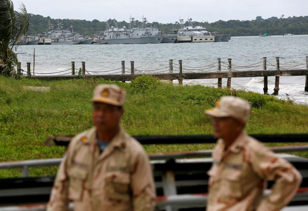 U.S. calls Cambodia opaque over Chinese activity at navy base